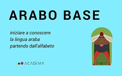 Corso online Arabo