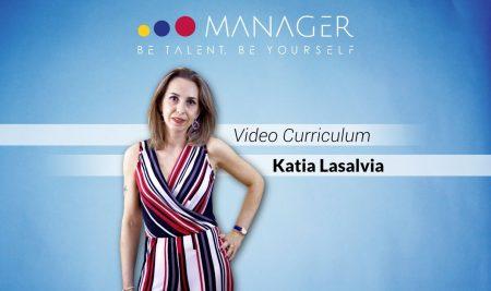 Video Curriculum di Katia Lasalvia