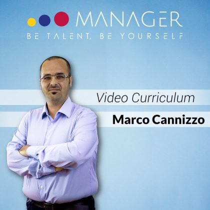 Video curriculum di Marco Cannizzo