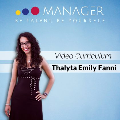 Video curriculum di Thalyta Emily Fanni