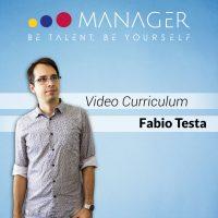 Video Curriculum di Fabio Testa