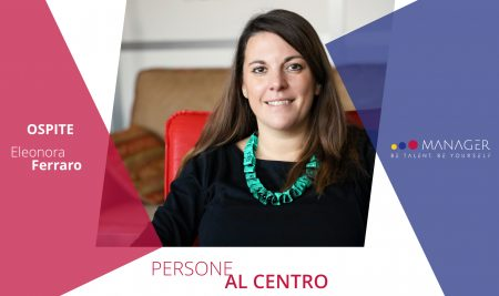 Persone Al Centro: Eleonora Ferraro