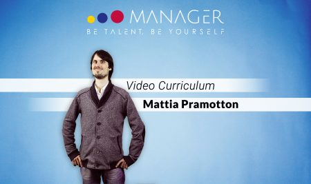 Video Curriculum di Mattia Pramotton