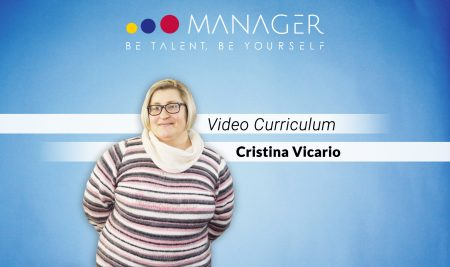 Video Curriculum di Cristina Vicario
