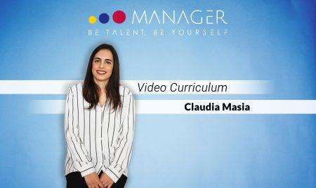 Video Curriculum di Claudia Masia