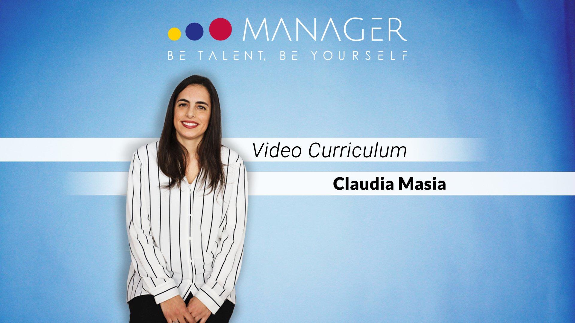Claudia Masia