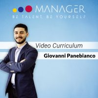 Video Curriculum di Giovanni Panebianco
