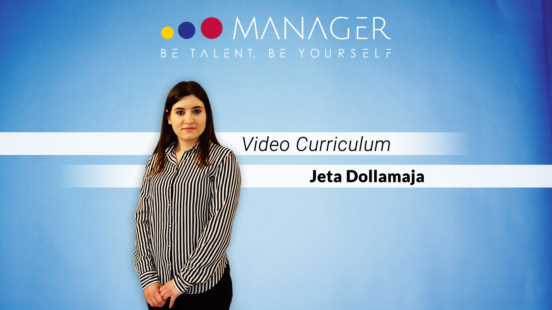 video curriculum jeta dollamaja