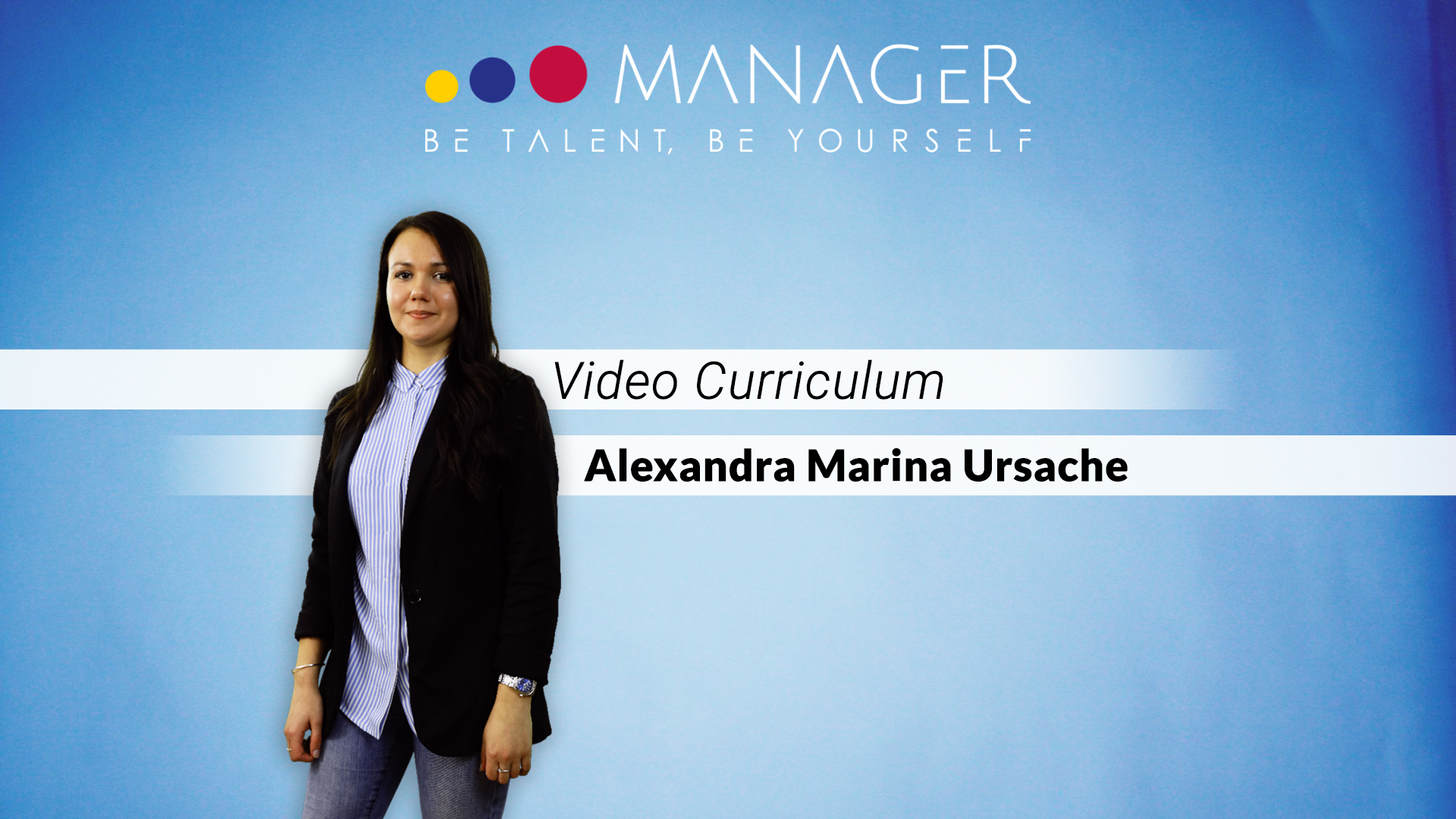 video curriculum alexandra marina ursache