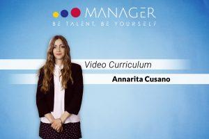 video-curriculum-annarita-cusano