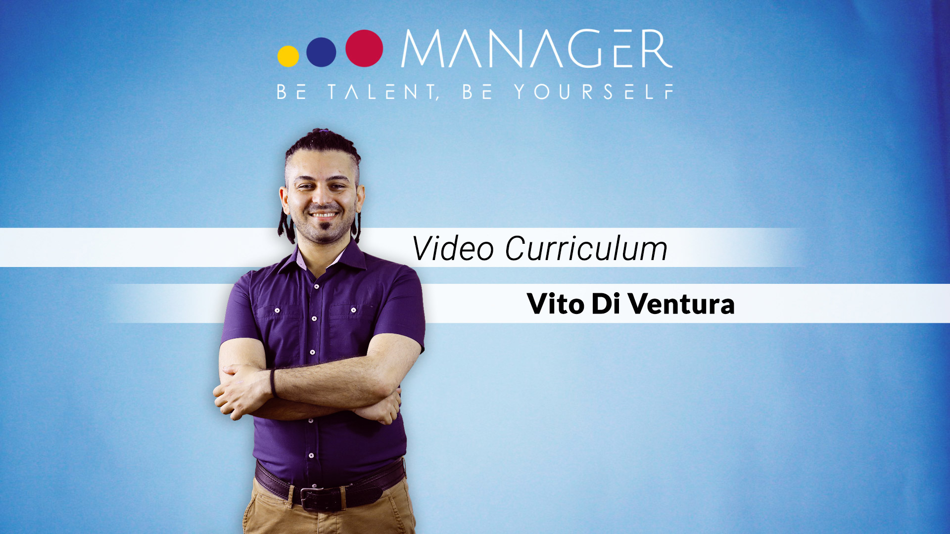 video curriculum vito di ventura