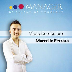 Video Curriculum di Marcello Ferrara