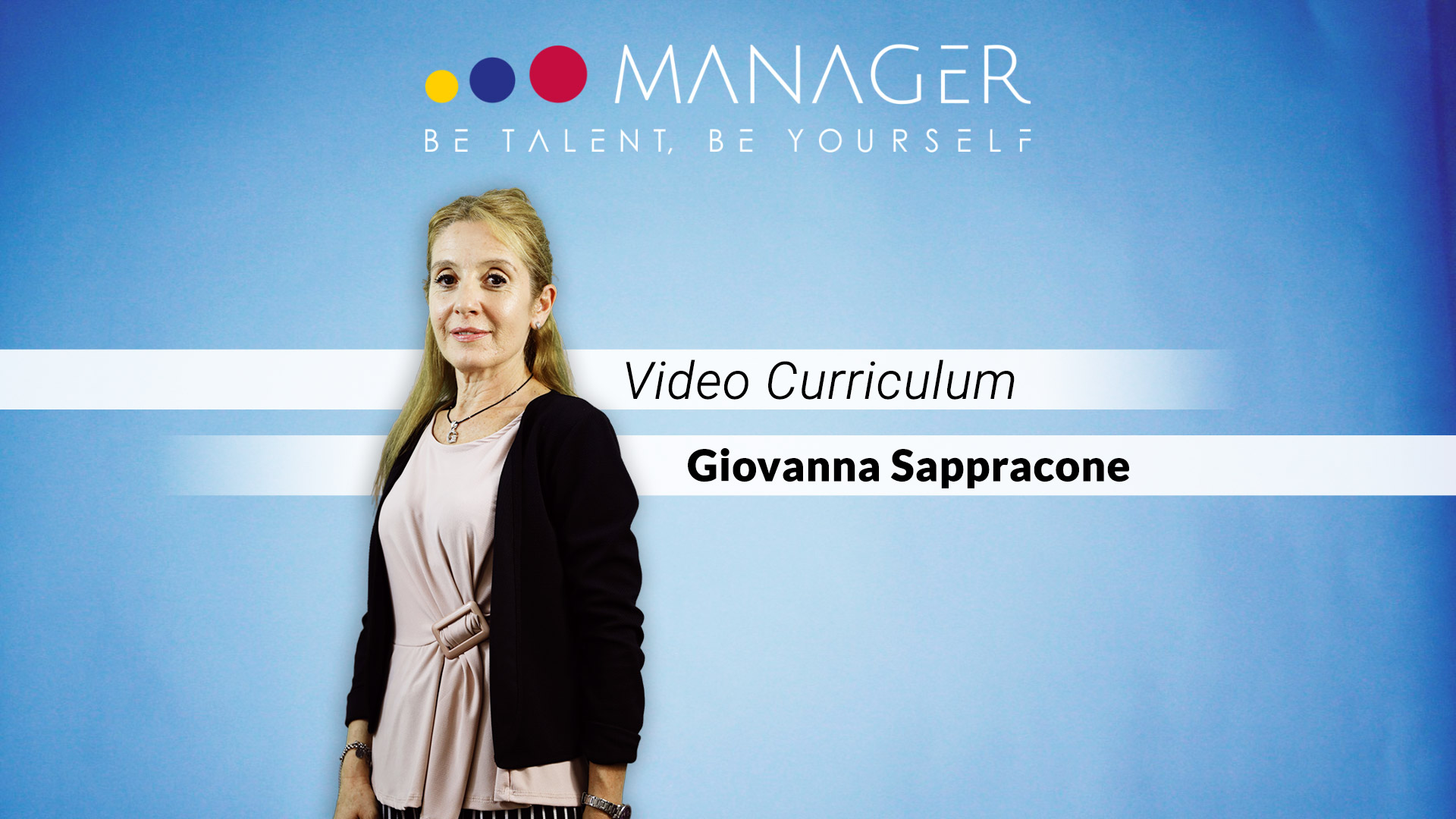 video-curriculum-giovanna-sappracone
