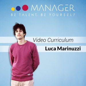 Video Curriculum di Luca Marinuzzi